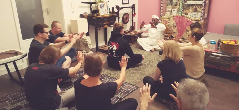 Energy Master AVS Bathi Allimuthu Healing Reiki